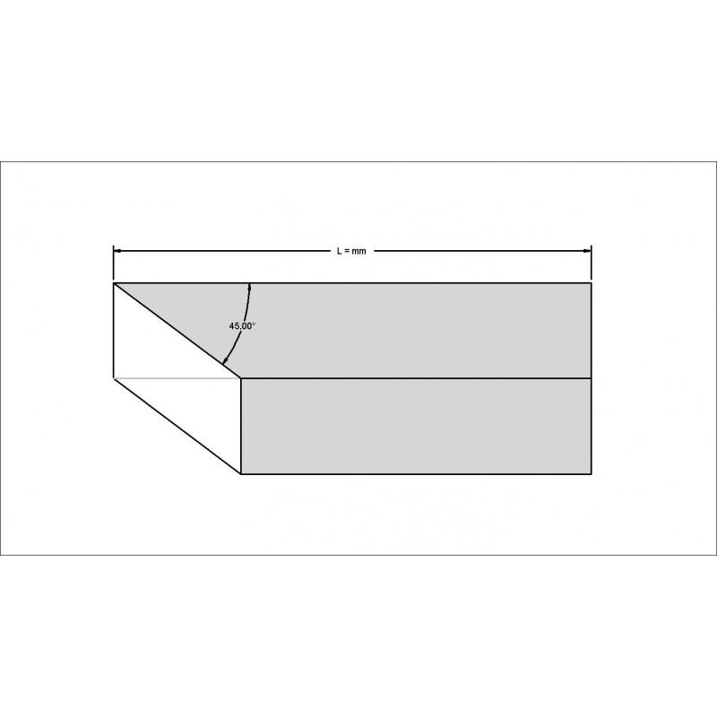 vierkantrohr auf gehrung 45 grad profilrohr stahlrohr 10x10x1 5. Black Bedroom Furniture Sets. Home Design Ideas