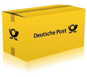 German Post logo