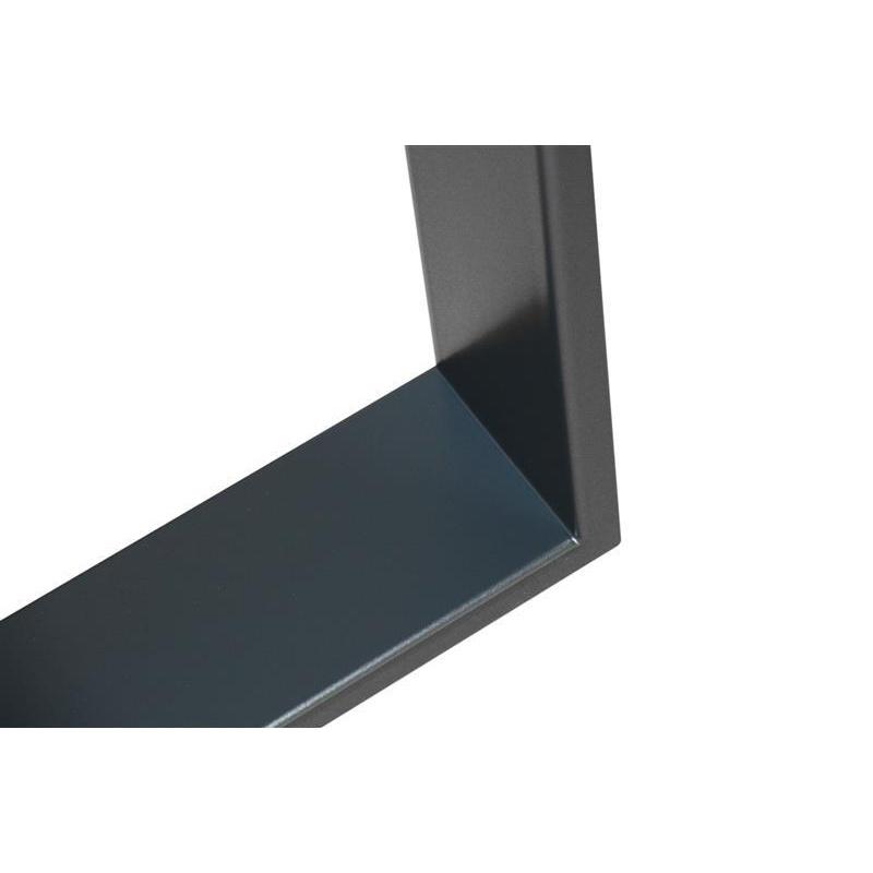 Rapa mensalis industriedesign tischgestell grau for Design tischgestell