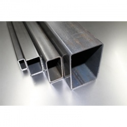 Square tube rectangular Steel Profile pipe 40x25x2 mm up...