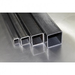 40 x 40 x 3 from 1000 - 3000 mm Square tube Steel profile...