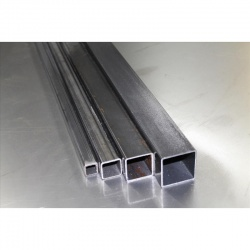25 x 25 x 1,5 from 1000 - 3000 mm Square tube Steel...