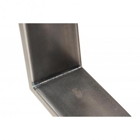 rapa mensalis industriedesign tischgestell klarlack matt pulverbeschi. Black Bedroom Furniture Sets. Home Design Ideas