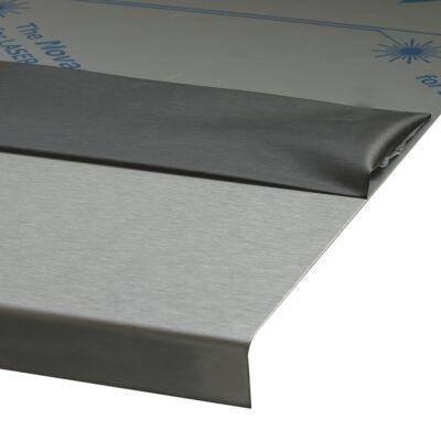 Edelstahlarbeitsplatte | Stahlprodukte bei schmiedekult, 71,23 £