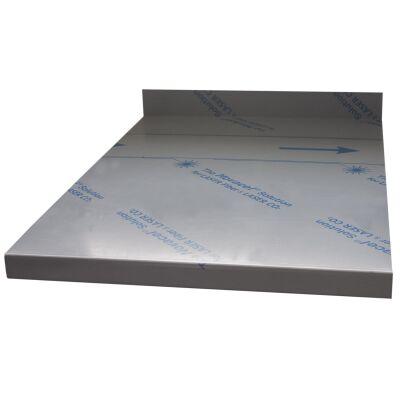 Edelstahlarbeitsplatte | Stahlprodukte bei schmiedekult, 79,99 €