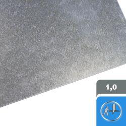 Feinblech DX51 im Zuschnitt Gr/ö/ße 10 x 80 cm B/&T Metall Stahl-Blech verzinkt St 1203 100 x 800 mm 3,0 mm stark
